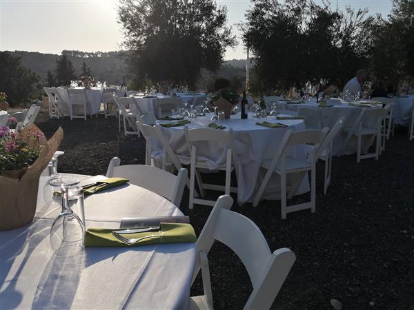חתונת אסאדו בטבע